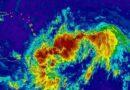 Tormenta tropical estaría sobre RD este jueves; Centro de Huracanes EEUU emite aviso