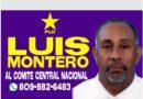 LUIS MONTERO AL COMITÉ CENTRAL PLD, POR SUS APORTES AL PARTIDO Y AL PAÍS