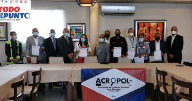 Asociación de Cronistas Policiales (AcropolRD) posesiona nueva Dirección Nacional