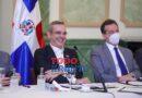 EL PRESIDENTE ABINADER SE REUNE CON 92 REPRESENTANTES COMERCIALES