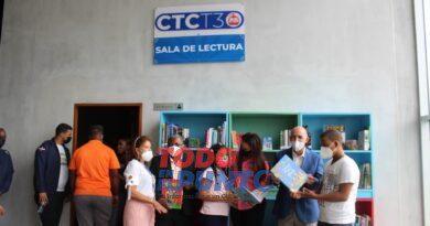 Centros Tecnológicos Comunitarios inauguran Sala Digital en línea T3 del Teleférico de Santo Domingo