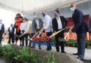 Presidente Abinader asiste a primer palazo para construcción de complejo deportivo de los Orioles de Baltimore